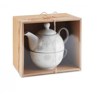 Kalėdinis arbatos gėrimo rinkinys