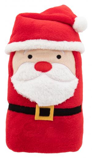 Verslo dovanos Hugger (Christmas polar blanket, Santa Claus)
