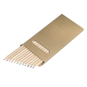 Pieštukų rinkinys 18 cm