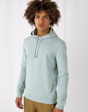 Universalus ekologiškas džemperis su gobtuvu