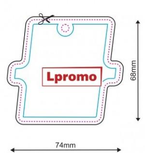 Automobilio kvapai su logotipu, dėlionės gabalėlis
