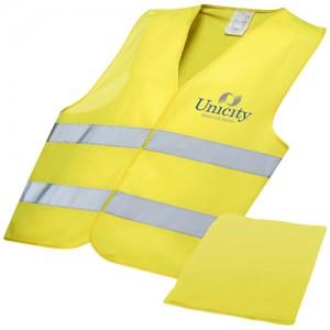 Watch-out profesionali saugos liemenė maišelyje