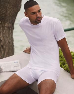Vyriški apatiniai trikotažiniai marškinėliai, 3 vnt.