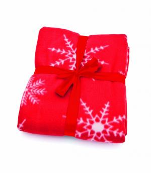 Verslo dovanos Navidad (polar blanket)