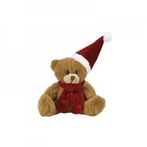 Pliušinis Kalėdų meškiukas |Nathan Brown