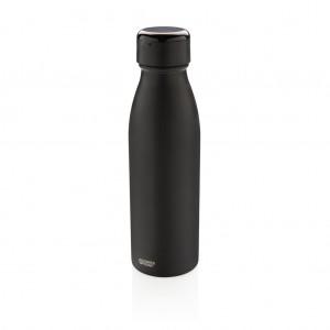 Swiss Peak vakuuminis buteliukas su mini true belaidėmis ausinėmis, BL