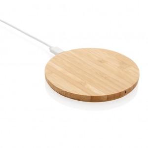 Belaidis bambuko įkroviklis (5 W)