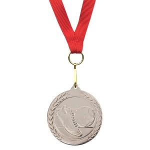 Futbolas nugalėtojo medalis