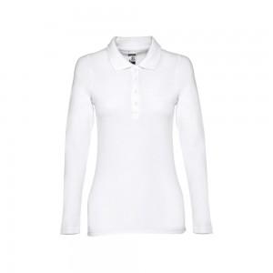 BERN WOMEN. Moteriški polo marškinėliai ilgomis rankovėmis