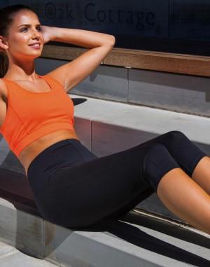 Moteriškos sportinės kelnės (tamprės)