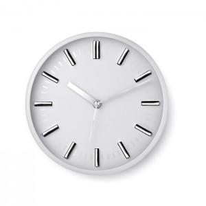 Apvalios formos sieninis laikrodis