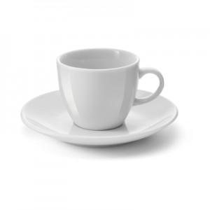 80 ml puodelis su lėkštute