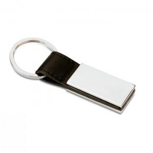 PU ir metalinis raktų pakabukas