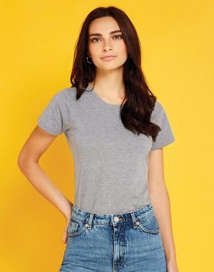 Moteriški marškinėliai (skalbiami iki 60 laipsnių temperatūros)
