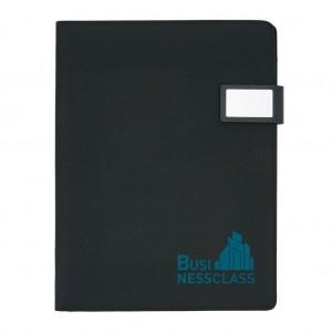 Technikos portfelis, juodas