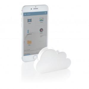 Belaidė Pocket cloud saugykla, baltos spalvos
