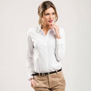 TOKYO WOMEN. Moteriški Oxford tipo marškiniai
