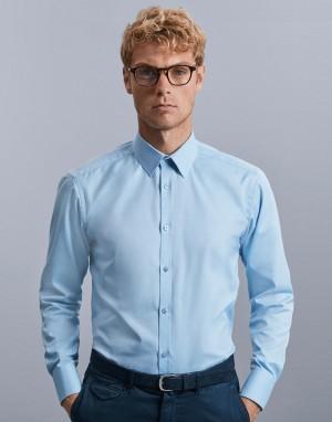Herringbone Shirt. Vyriški marškiniai