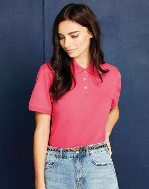 WOMENS REGULAR FIT KATE COMFORTEC® POLO. Moteriški polo marškinėliai
