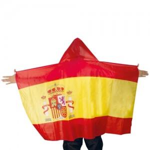 Ispanijos vėliava Poncho.