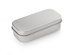 Maža skardinė dėžutė (su intarpas)