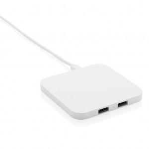 Belaidis įkroviklis su USB jungtimis (10 W)