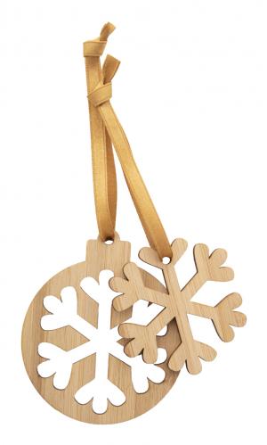 Verslo dovanos Jerpstad (Christmas tree ornament, snowflake)