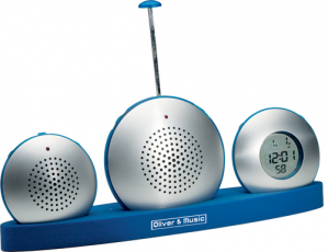 Verslo dovanos Reath (dictaphone - radio-clock)