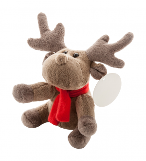 Verslo dovanos Rendjur (plush reindeer)