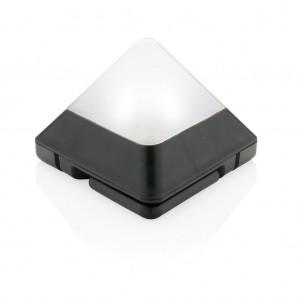 Mini žibintas, juodos spalvos