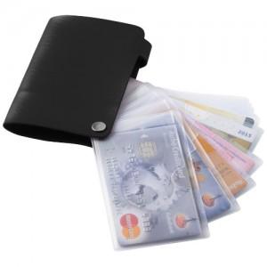 Valencia kortelių dėklas su 10 kišenėlių