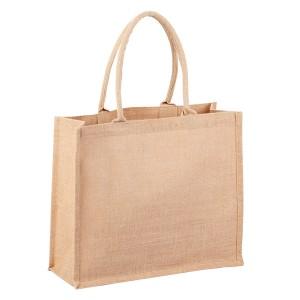 Natūralus shopper pirkinių krepšys