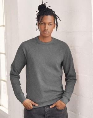 Universalus džemperis su apvalia kaklo iškirpte