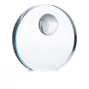 Gaublio formos stiklinis trofėjus