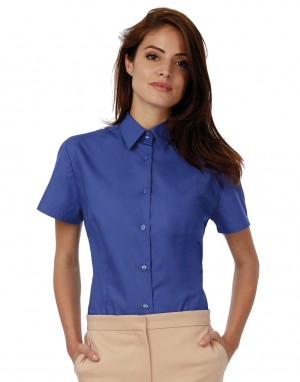 Ladies Heritage Poplin Shirt - SWP44. Moteriški marškiniai