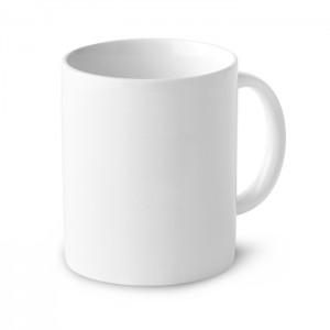 Klasikinis keramikinis puodelis dėžutėje