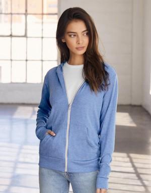 Universalus lengvas džemperis su gobtuvu