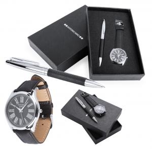 Verslo dovanos Relans (pen and watch set)