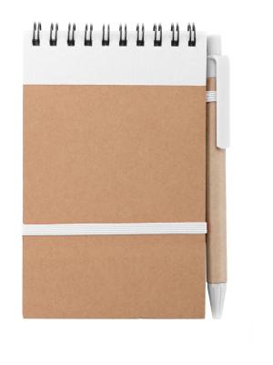 Užrašų knygutė Ecocard