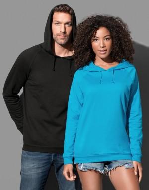 Universalus džemperis su gobtuvu