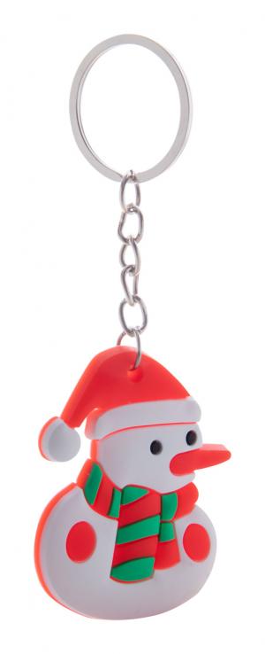Verslo dovanos Tridux (Christmas keyring, snowman)