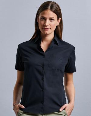 Ladies Cotton Poplin Shirt. Moteriški marškiniai