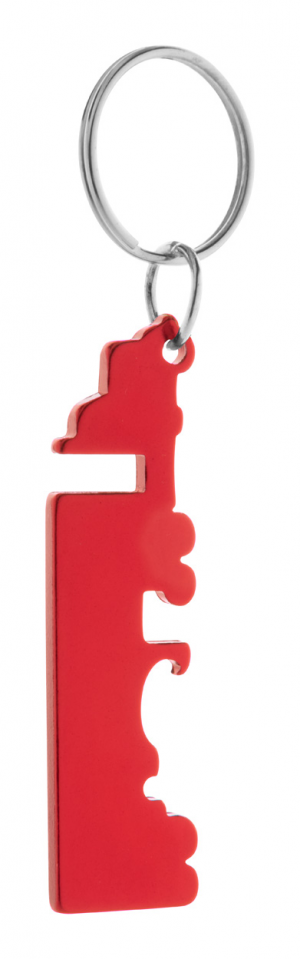 Verslo dovanos Peterby (bottle opener keyring)