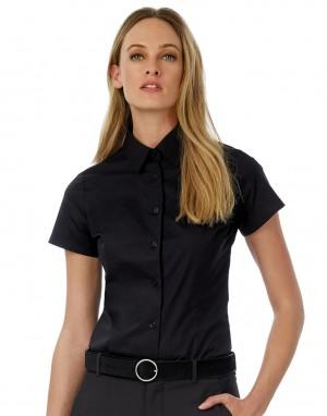 Black Tie LSL. Moteriški marškiniai