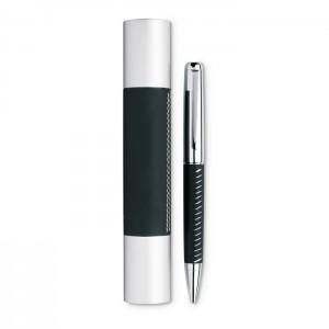 Metalinis rašiklis dėžutėje