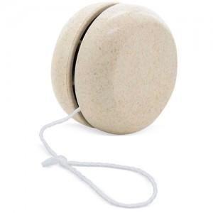 Yo-yo iš bambuko pluošto