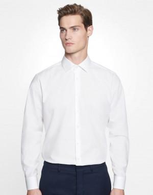 Seidensticker Slim Fit 1/1 Business Kent. Vyriški marškiniai