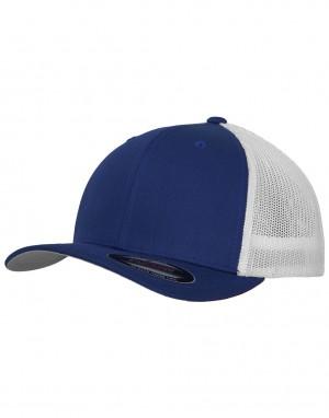 Dvispalvė beisbolo kepuraitė su tinkleliu