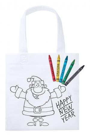 Verslo dovanos Wistick (colouring shopping bag)
