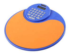 Verslo dovanos Mousely (Mousepad calculator)